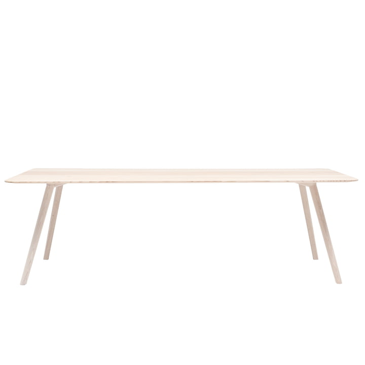 Meyer Table XLarge from Objekte unserer Tage - 240 x 92 cm oiled in ash
