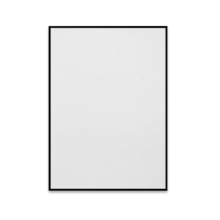 Picture frame 50 x 70 cm from Paper Collective in aluminium black matt