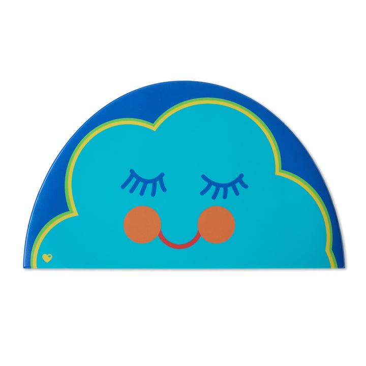 Kids placemat cloud from byGraziela