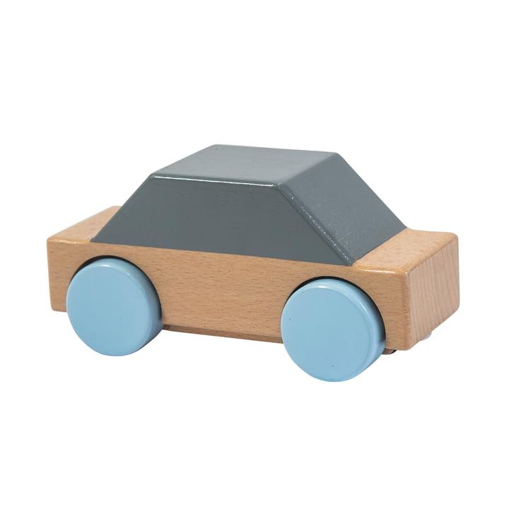 Wooden trolley from Sebra in grey