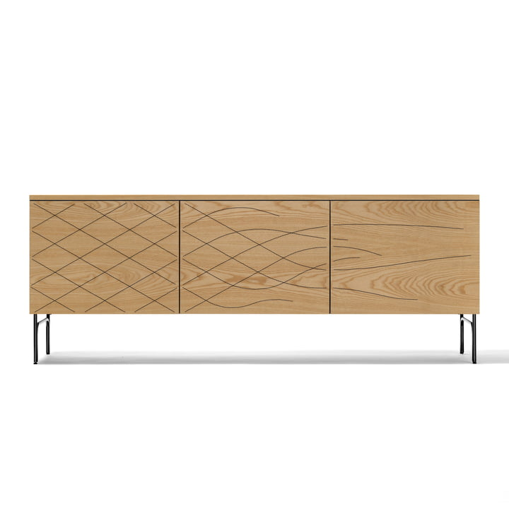 Couture Cabinet from BD Barcelona in ash