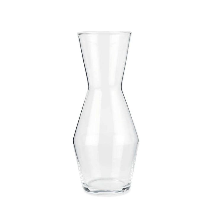 Double Up Carafe Ø 11 x 26 cm from Spring Copenhagen in clear