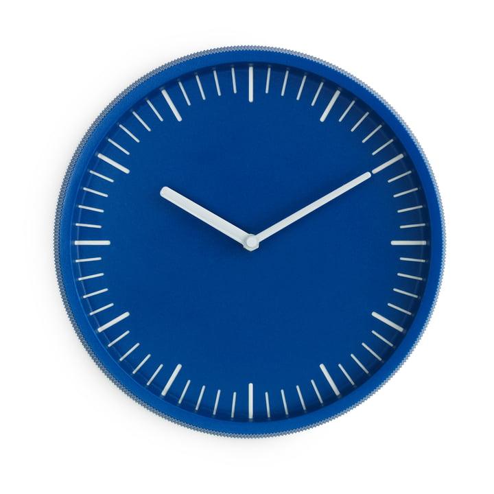 Day wall clock Ø 28 cm from Normann Copenhagen in blue