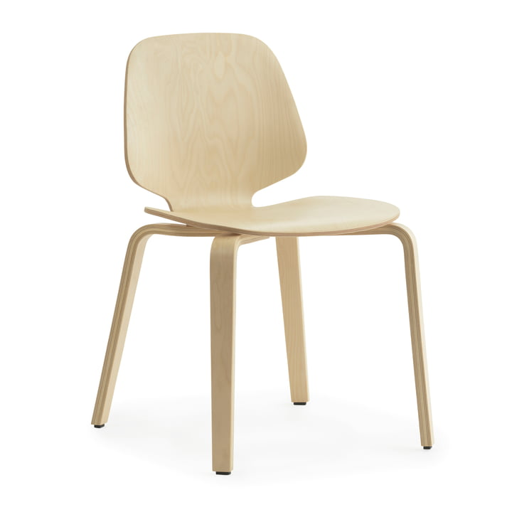 My Chair by Normann Copenhagen in birch