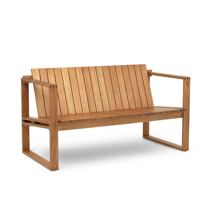 BK12 Lounge Sofa by Carl Hansen oiled in Teak