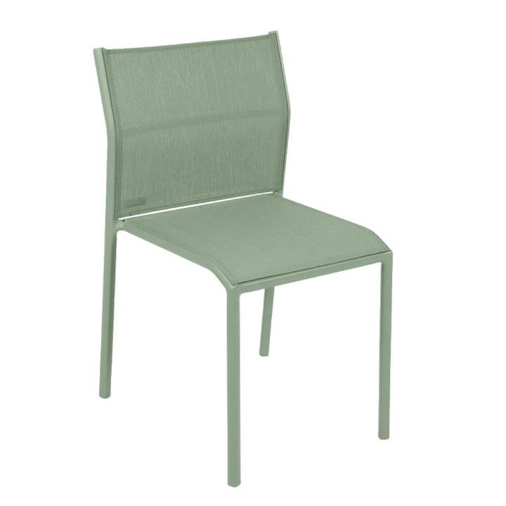 Cadiz chair by Fermob in cactus