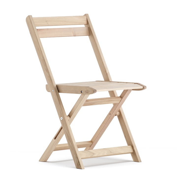 Marian Wooden Chair in Robinia by Fiam