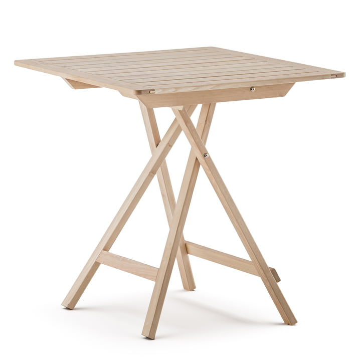 Robin 70 Wooden Table from Robinia by Fiam