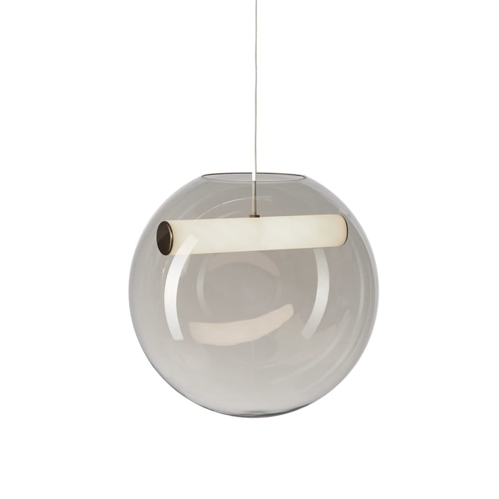 Reveal LED pendant luminaire from Northern in grey