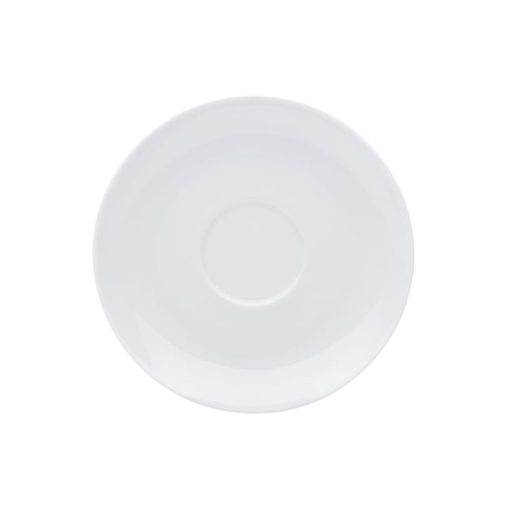 Aronda saucer Ø 15 cm in white from Kahla