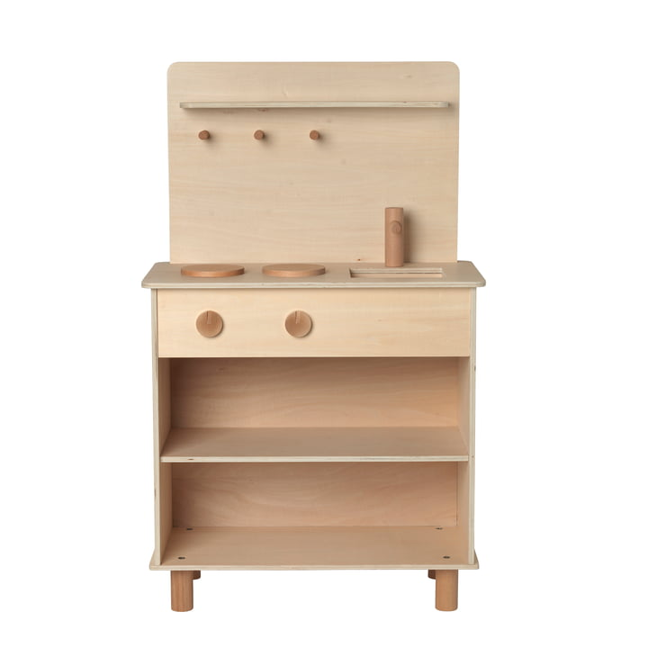 Toro play kitchen in beech by ferm Living