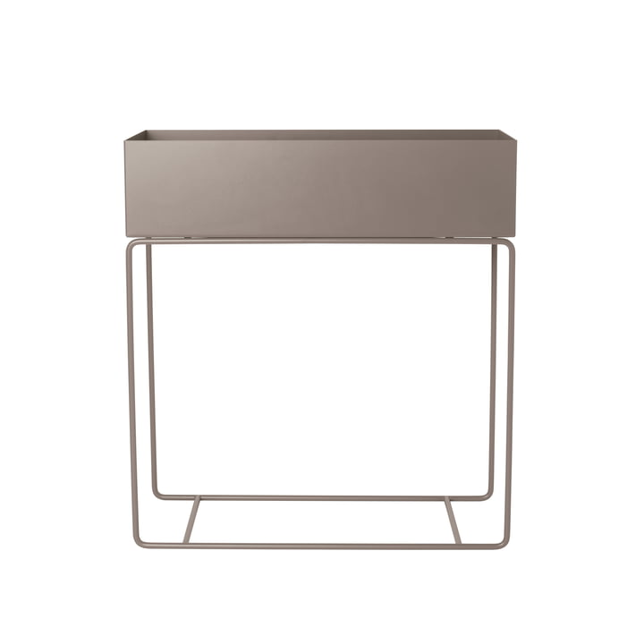 Plant Box in warm grey from ferm Living