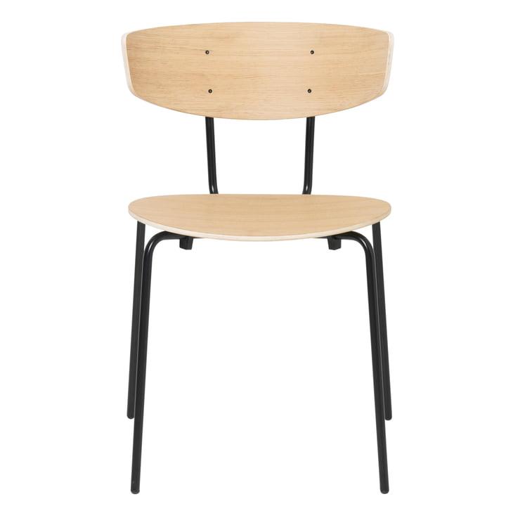Herman Chair, oak / black by ferm Living
