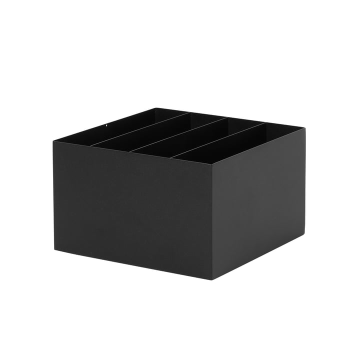 Divider for Plant Box in black by ferm Living