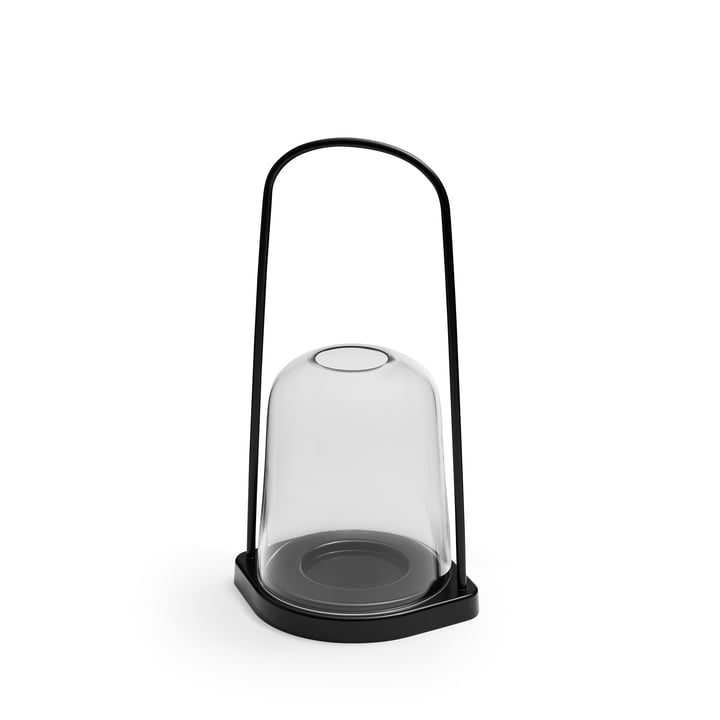 Bell lantern Ø 15 x H 36 cm from Skagerak in anthracite