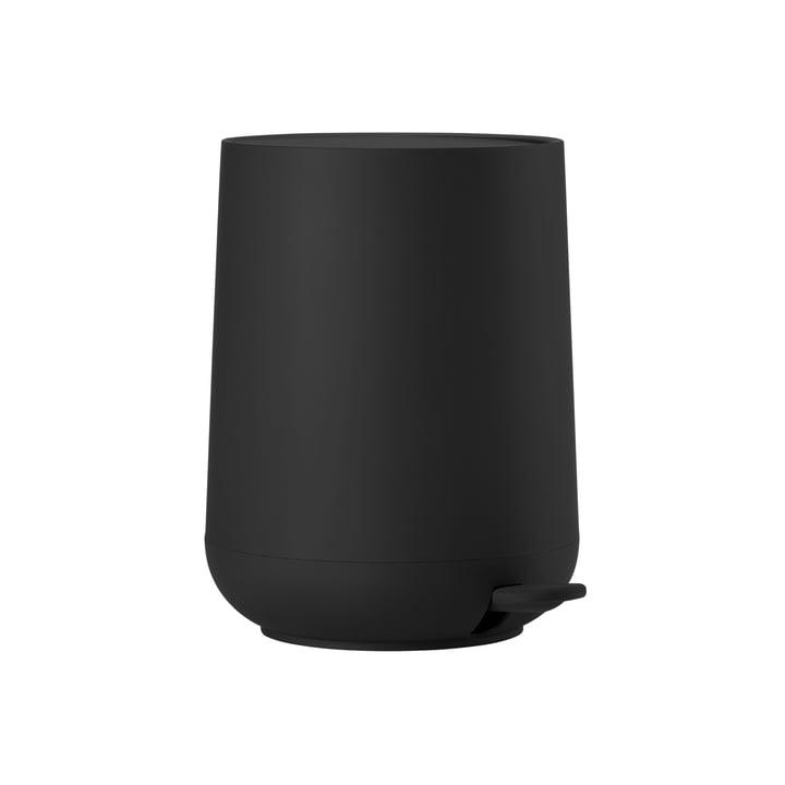 Nova pedal bin 3 L in black from Zone Denmark