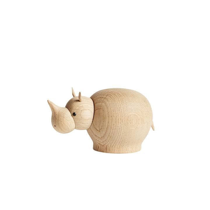 Rina Rhino in mini from Woud in oak matt lacquered