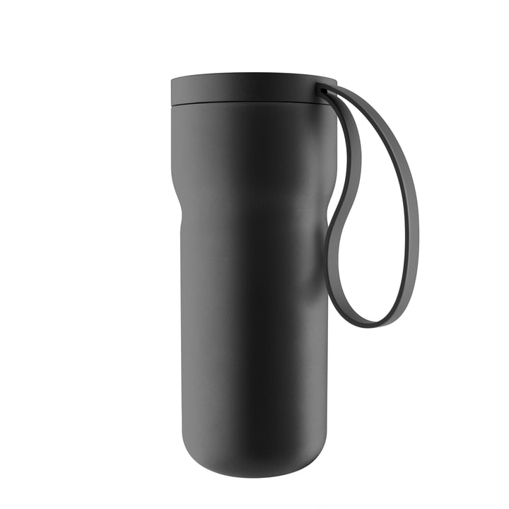 Nordic Kitchen Thermo Tea Mug by Eva Solo in black