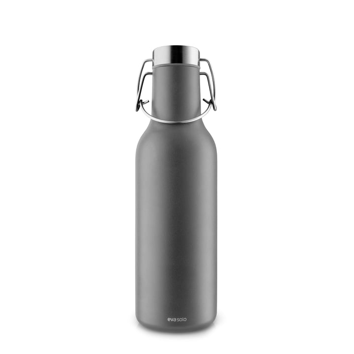 Cool vacuum flask 0,7 l from Eva Solo in dark grey