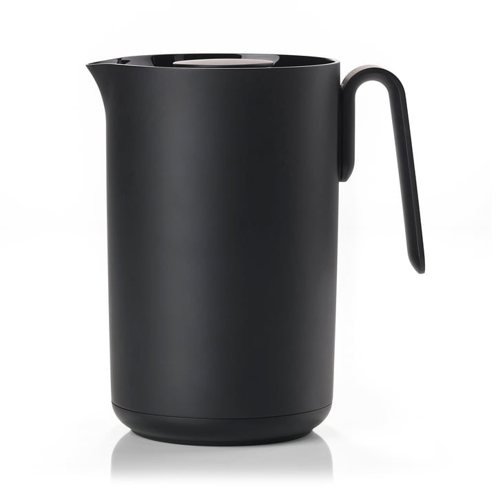 Singles thermos jug in black from Zone Denmark