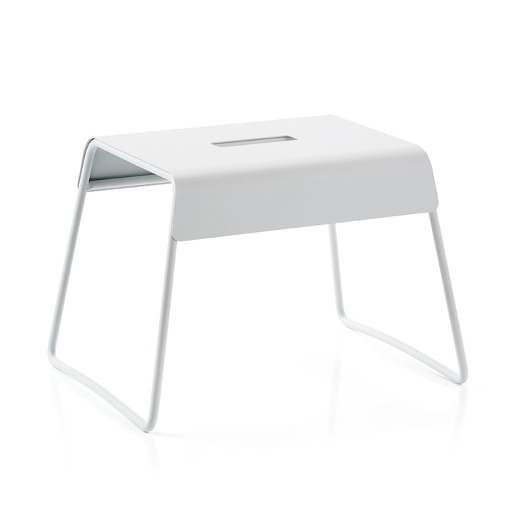 A-Stool in soft grey from Zone Denmark