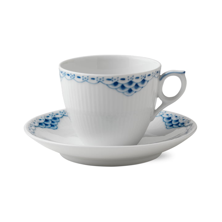Princess cup with saucer 17 cl from Royal Copenhagen