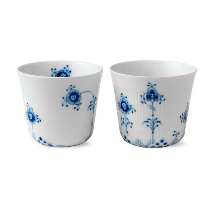 Elements Blue Multi-cup 25 cl (set of 2) from Royal Copenhagen