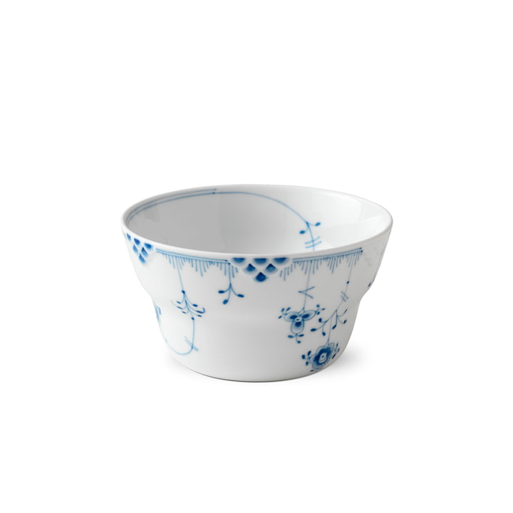 Elements Blue Bowl 65 cl by Royal Copenhagen