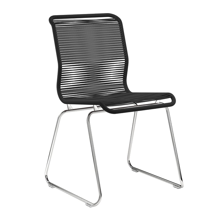 Panton One chair from Montana in Clark / Chrome
