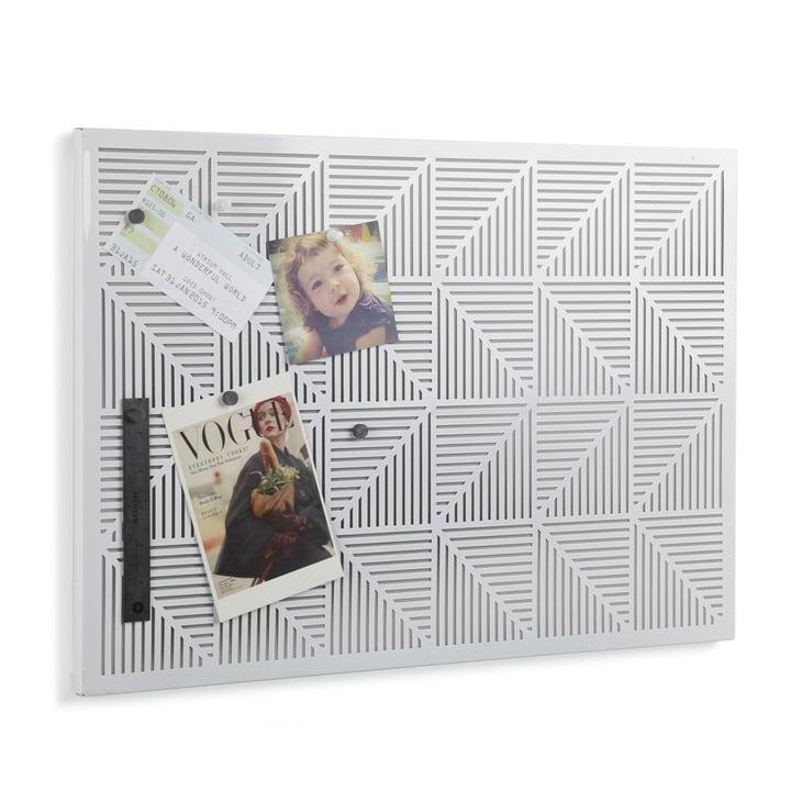 Trigon magnetic board, white from Umbra