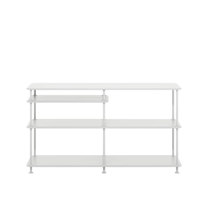 Free shelf system with clipboard 220100 from Montana in new white