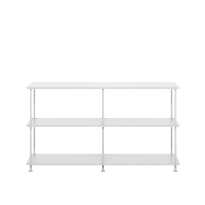 Free shelving system 220000 from Montana in new white