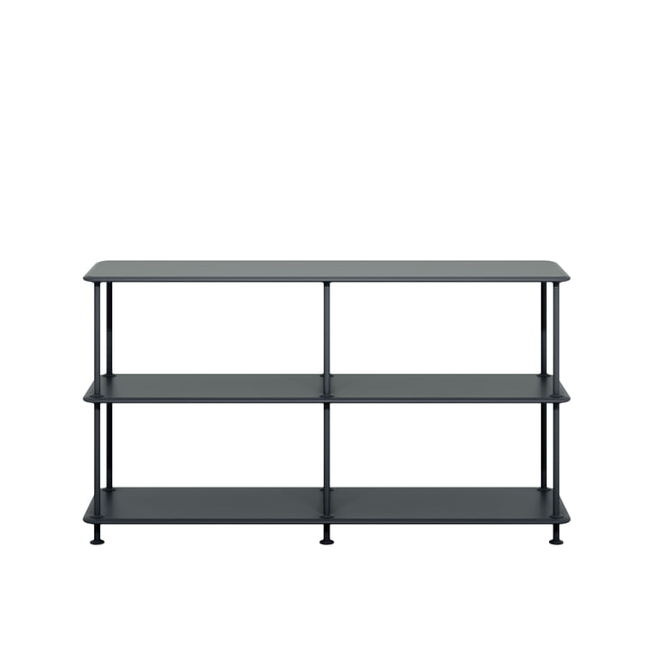 Free shelving system 220000 from Montana in black