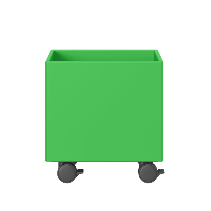Play toy box from Montana in umami green