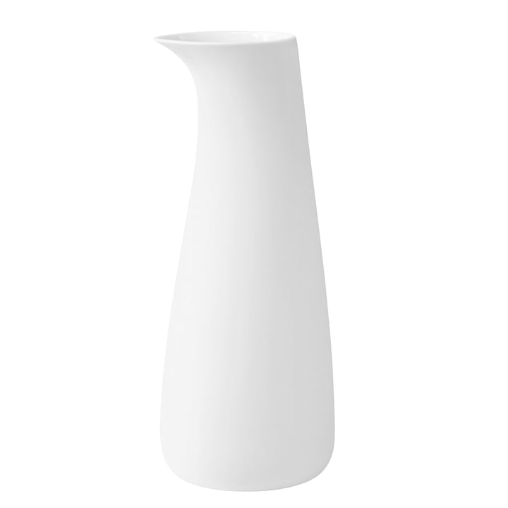 Foster carafe 1,2 l from Stelton in white
