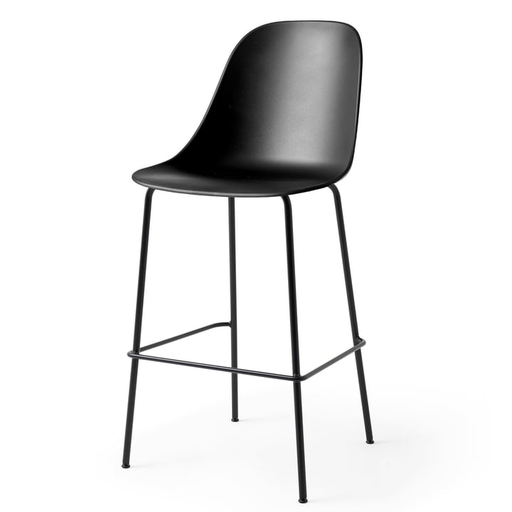 Harbour Bar Side Chair black by Menu