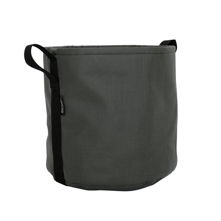 Pot Plant bag Batyline 50 l from Bacsac in asphalt
