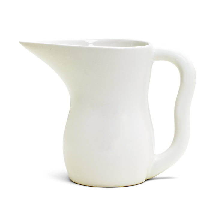 Ursula jug 0,8 l from Kähler Design in white