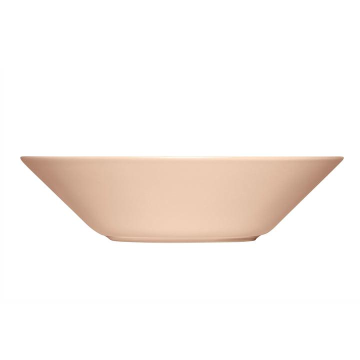 Teema bowl / plate deep Ø 21 cm from Iittala in powder