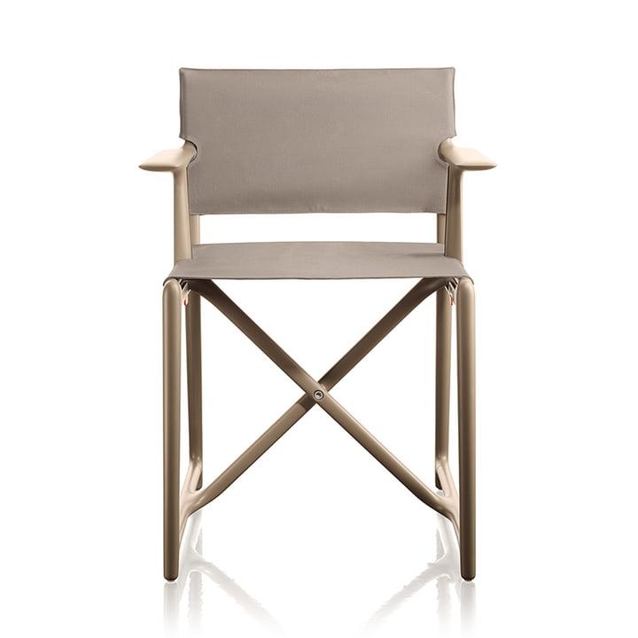Stanley director's chair Magis in beige