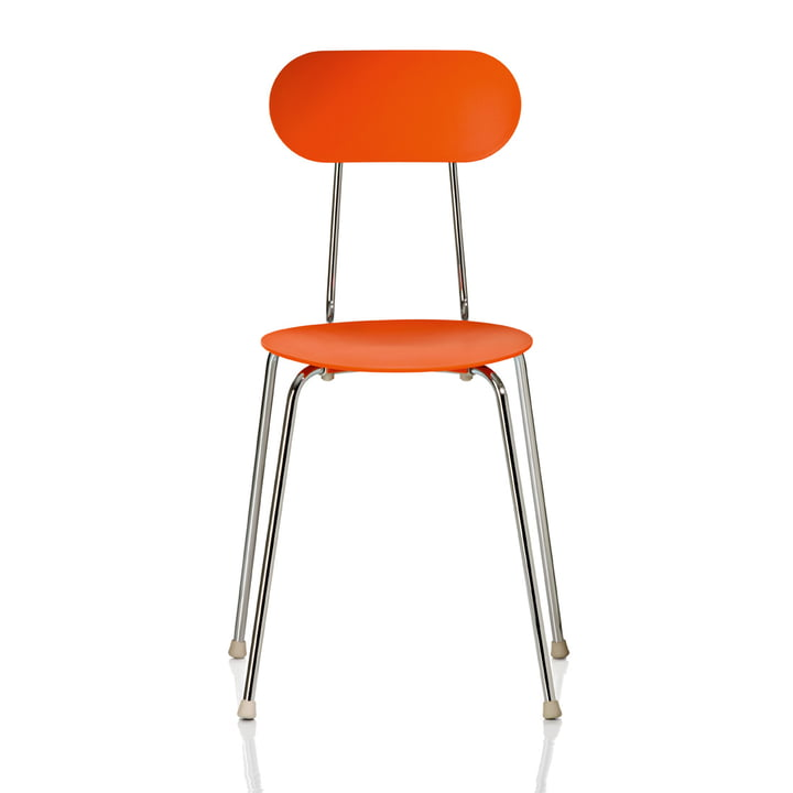 Mariolina chair by Magis in orange