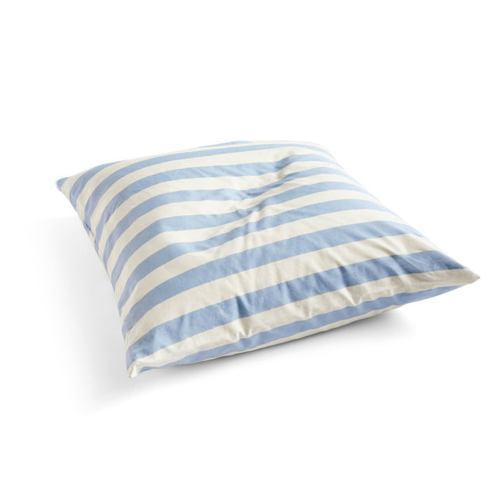 Été Pillowcase by Hay in light blue