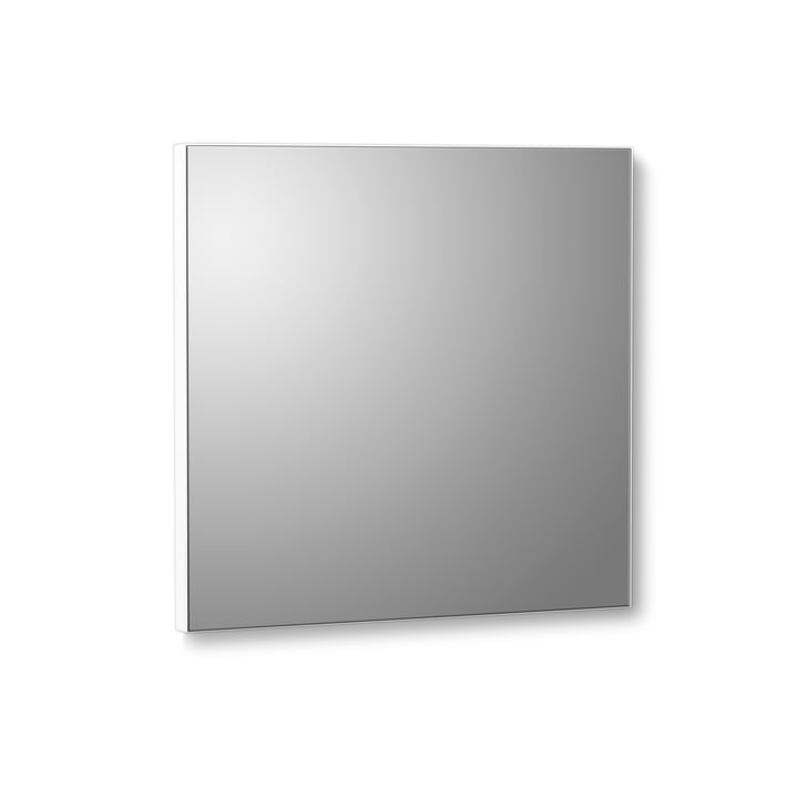 VertiMirror Mini wall mirror 15 x 15 cm from Verti Copenhagen in white