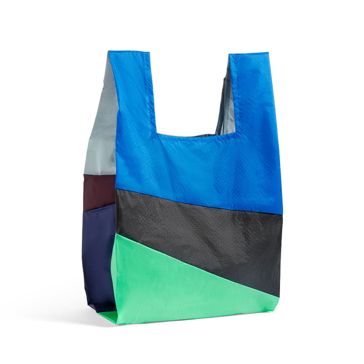 Six-Colour Bag 37 x 71 cm No. 1 of Hay