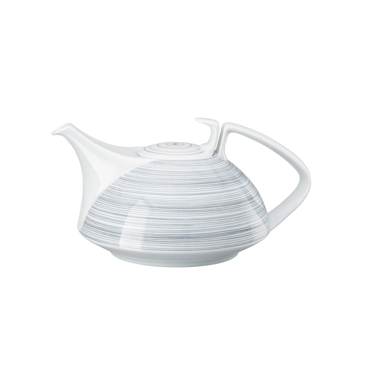 TAC Teapot small from Rosenthal in stripes 2. 0