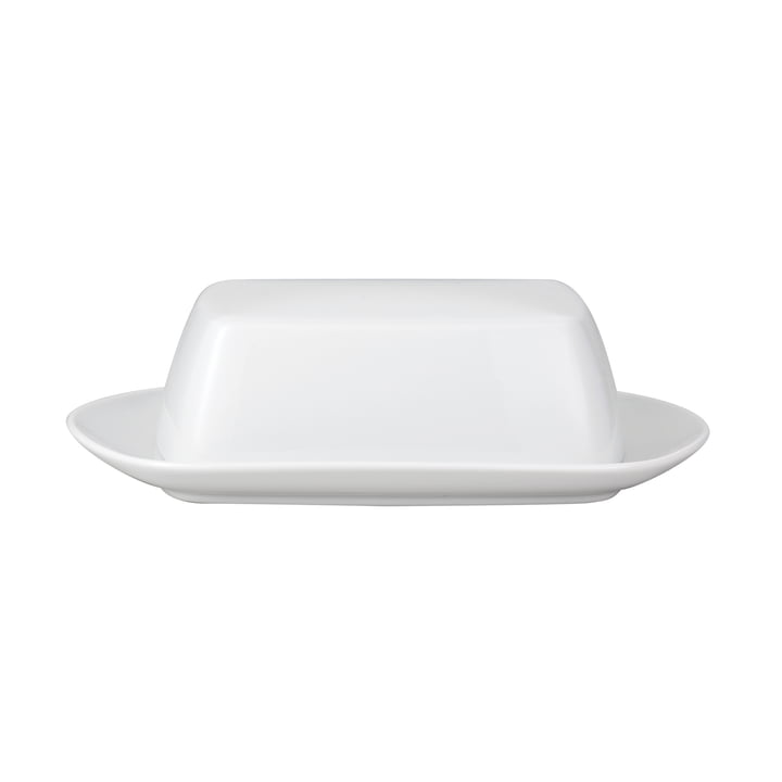 TAC Butter dish from Rosenthal in white
