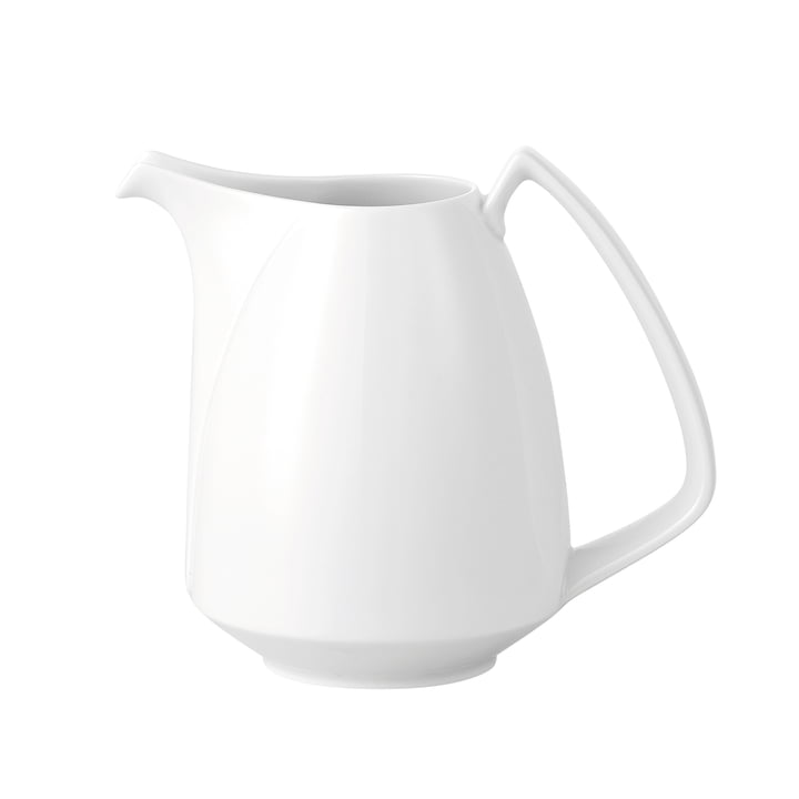 TAC jug 1,15 l from Rosenthal in white