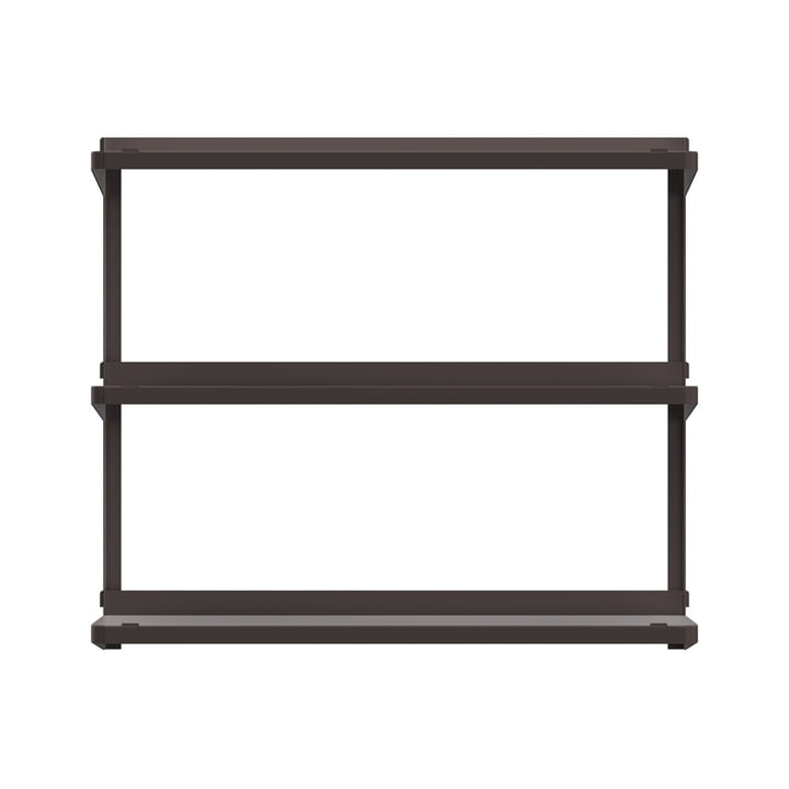 Click shelving system 710 × 210 × 610 mm from New Tendency in umbra