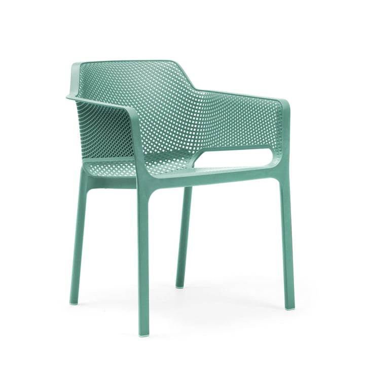 Net armchair from Nardi in salice