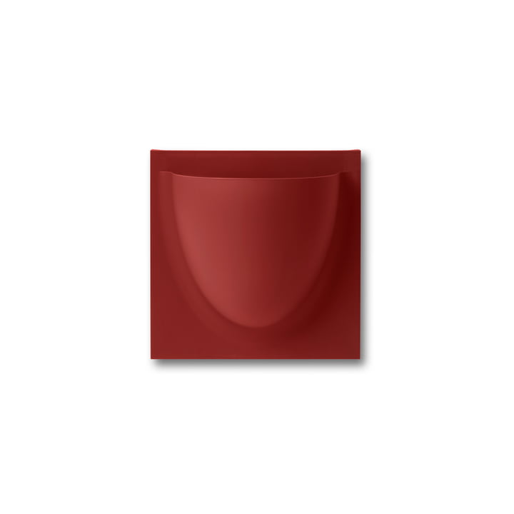 VertiPlants Mini by Verti Copenhagen in ruby red